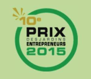 Prix Desjardins Entrepreneurs 2015