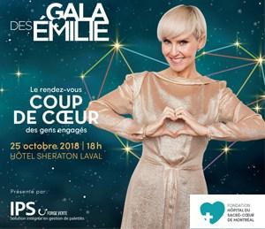 Gala des Émilie 2018